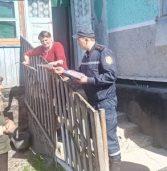 Рятувальники працювали в житловому секторі