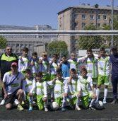 Перший дитячий турнір «Кубок СПАСУ» нагородив переможців