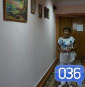 Мистецька спадщина Алли Бочкової – у Млинові діє унікальна виставка (фото)