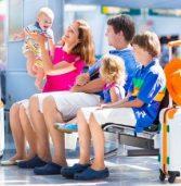 При перетині кордону з дітьми непотрібний нотаріальний дозвіл іншого з батьків