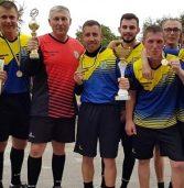 Новачки-млинівчани привезли з міжнародного турніру дві перемоги