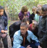 Млинівський центр туризму День вчителя святкував з учнями