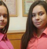 Юні млинівчанки – лауреати Міжнародного телевізійного фестивалю