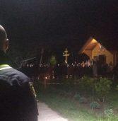 Поліцейські Рівненщини забезпечили проведення богослужінь без порушень