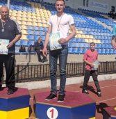 Млинівчанин здобув золото на Кубку України