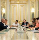 Колишній президент очолив українську делегацію
