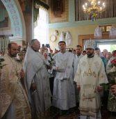 Священник та парафіяни отримали нагороди (фото)