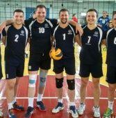 Волейбольна команда поліції здобула бронзу (фото)