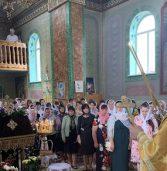 Іларіон відвідав парафію в громаді (фото)