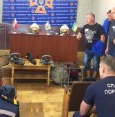 Поляки завітали з дарунками (фото)