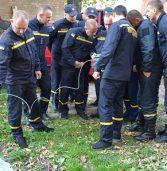 Обласні рятувальники навчали колег з районів