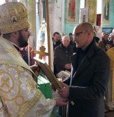 Архієпископ на Рівненщині відзначив краян