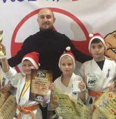 Млинівчани привезли найвищі нагороди з кіокушин-карате