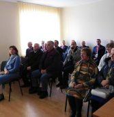 В громаді відбулась зустріч ветеранів місцевого самоврядування