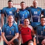 Перші в турнірній таблиці волейболісти з Млиніщини