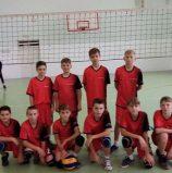Млинівчани взяли участь в змаганнях із волейболу